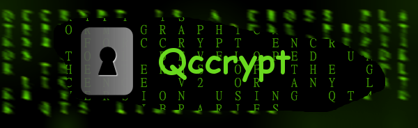 Qccrypt, a QT cross-platform frontend for ccrypt